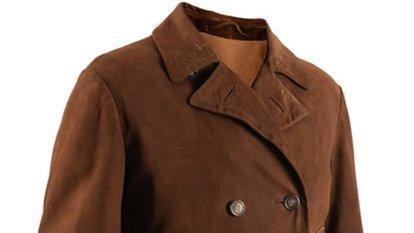 Atatürk'ün ceketi satılıyor