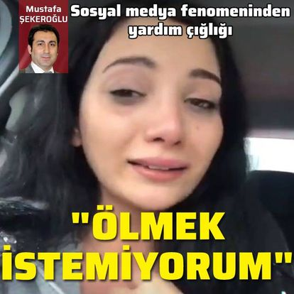 Sosyal medya fenomeni Dilan Koç'tan yardım çığlığı