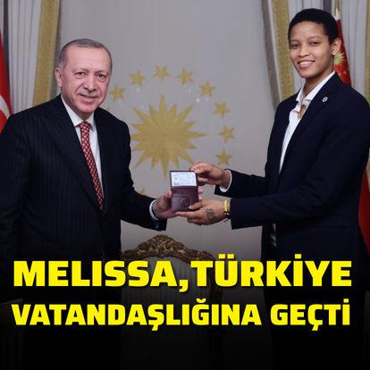 Melissa Teressa Vargas, Türk vatandaşı oldu