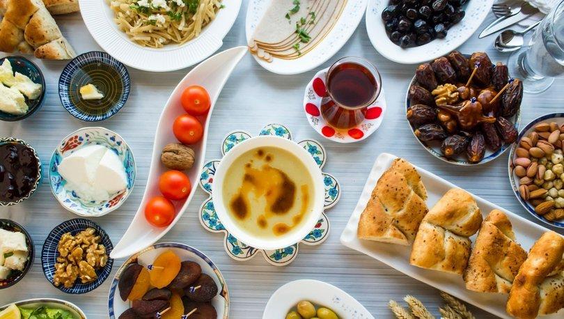 Sağlık Bakanlığı'ndan Ramazan'da beslenme önerileri - Haberler