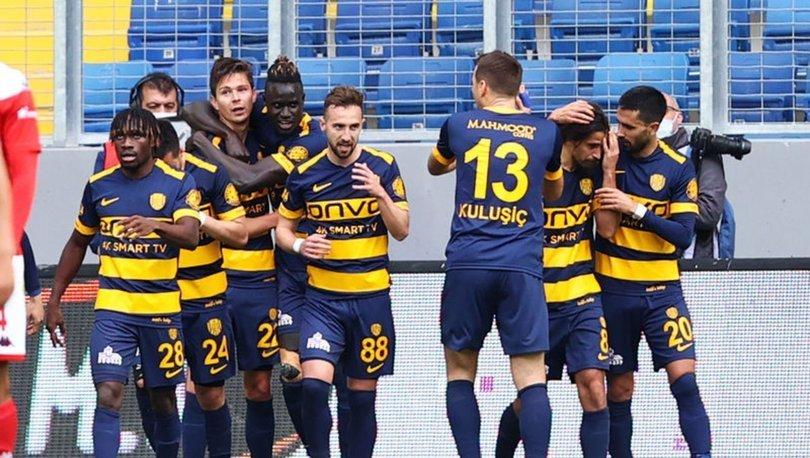 Ankaragücü'nde Gençlerbirliği maçı öncesi iki eksik