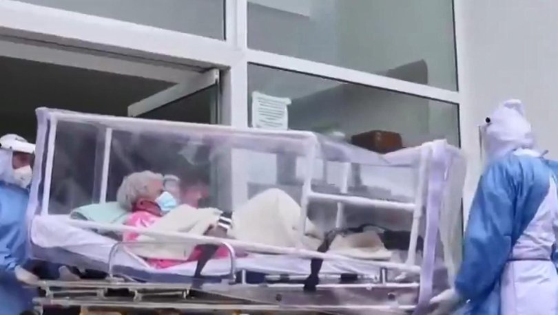 104 yaşındaki kadın Covid-19'a karşı ikinci kez galip geldi - Haberler