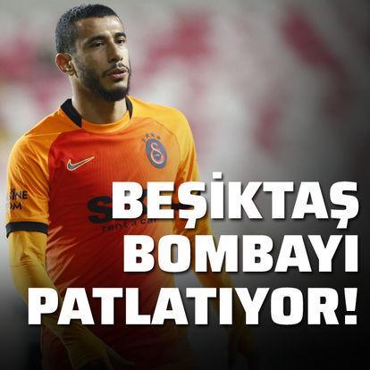 Beşiktaş'tan Belhanda bombası!