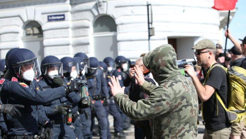 SON DAKİKA: Avusturya'da koronavirüs kısıtlamaları protesto edildi! - Haberler
