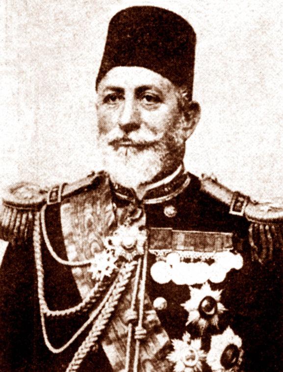 Hasan Râmi Paşa.
