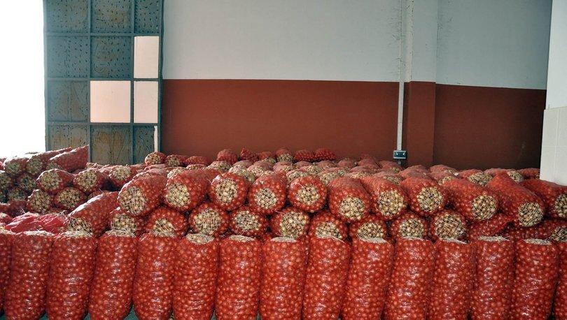 Tarım ve Orman Bakanlığı, TMO'nun patates ve soğan alımlarında miktar sınırlaması olmayacağını bildirdi: