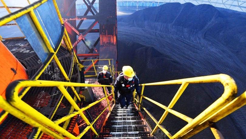 Çin'in Sincan bölgesinde maden kazası: 21 kişi mahsur kaldı