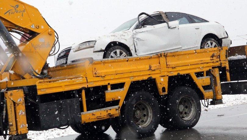 Yargıtay Cumhuriyet Savcısı, kazada yaralandı - Haberler