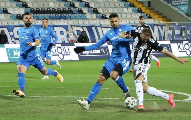 Erzurumspor - Beşiktaş maç yorumları! Spor haberleri