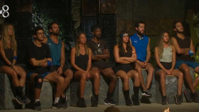 Survivor dokunulmazlık oyununu kim kazandı? Survivor eleme adayı kim oldu?