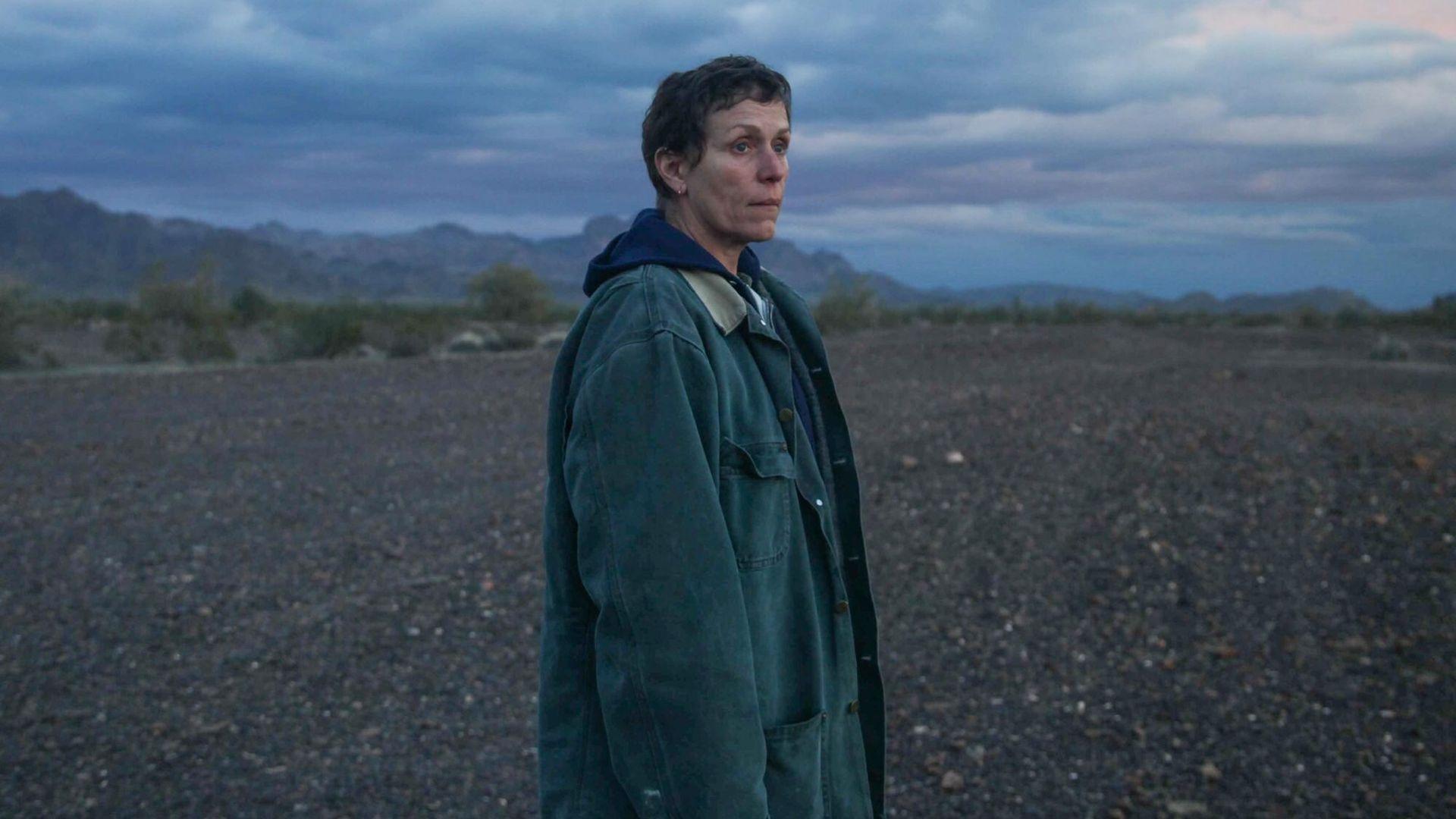 BAFTA'nın galibi 'Nomadland'