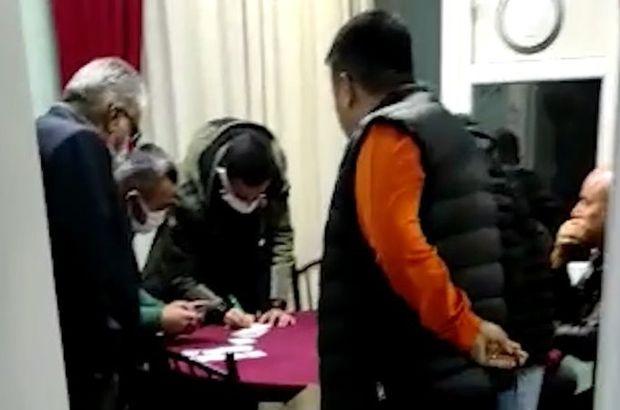 Kırıkkale'de kumar baskını: 125 bin lira ceza kesildi