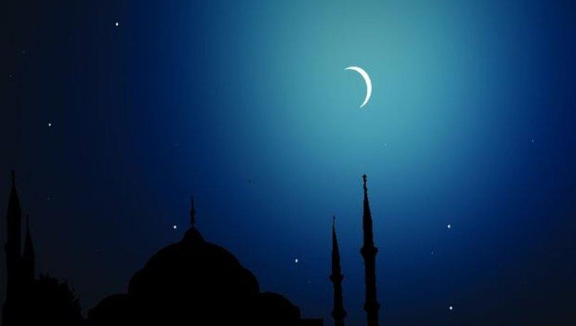 Ramazan Hilali göründü mü 2021? Ramazan Hilali ne zaman, hangi tarihte görülür?