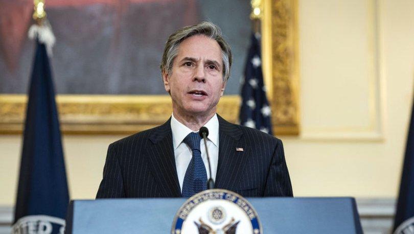 SON DAKİKA: ABD Dışişleri Bakanı Blinken'dan Çin'e koronavirüs suçlaması! - Haberler