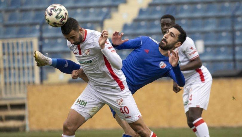 Boluspor'un Galatasaray'dan kiraladığı genç stoper Emin Bayram'ın hedefi Avrupa