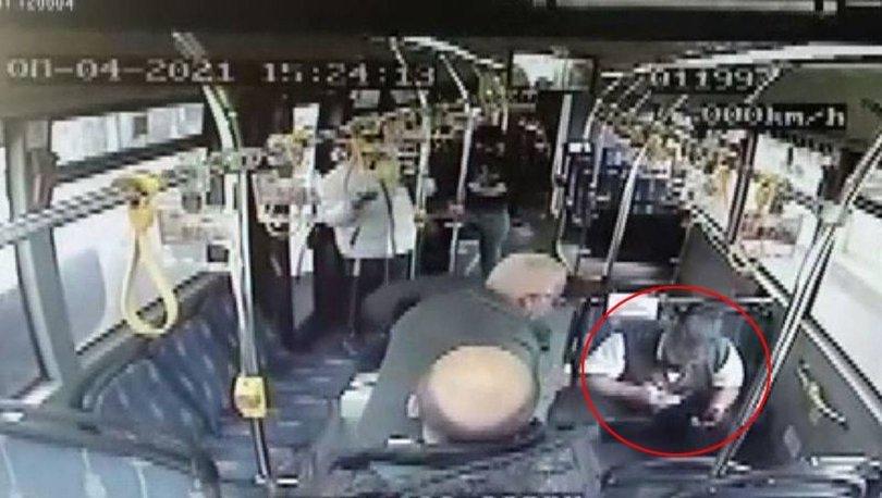 DEHŞET ANI! Son dakika: İETT şoförüne bıçak ve mermerli saldırı! - VİDEO