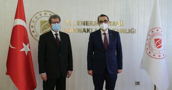 Libya ile petrol ve doğalgazda yeni adım