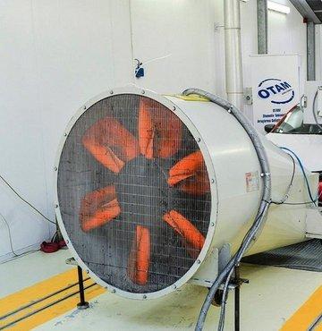 Otomotiv Teknolojileri Araştırma Geliştirme Merkezi (OTAM) yeni test şubesini Kocaeli