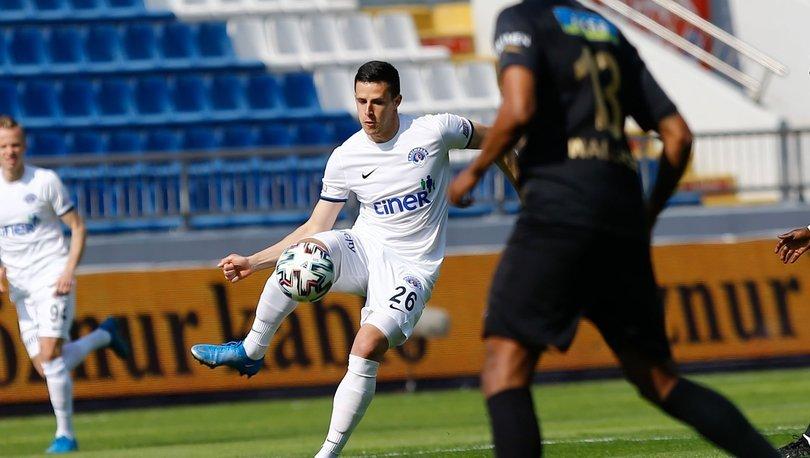 Kasımpaşa: 0 - Yeni Malatyaspor: 0   MAÇ SONUCU