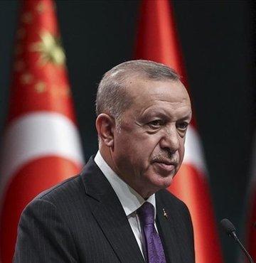 Cumhurbaşkanı Erdoğan: Libya'ya 150 bin doz aşı verilecek