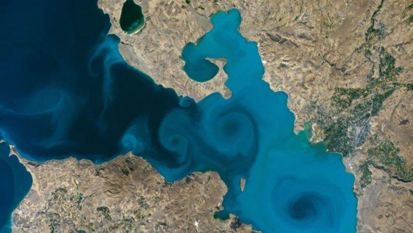 SON DAKİKA: NASA'dan Van Gölü oylaması! Heyecan dorukta! - Haberler
