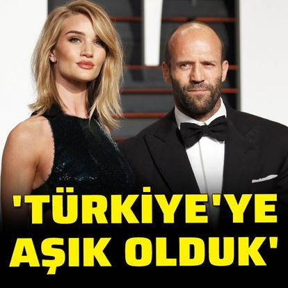"""""""Türkiye'ye aşık olduk"""""""