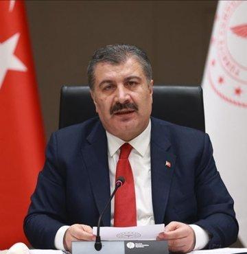 """Son dakika... Bilim Kurulu toplantısı ardından kameraların karşısına çıkan Sağlık Bakanı Fahrettin Koca, """"Yarın Kabine Toplantısı"""
