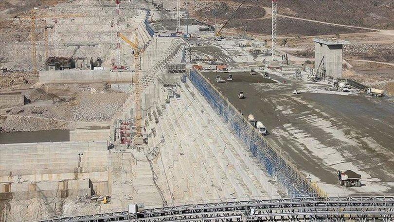 Mısır Cumhurbaşkanı Sisi, Hedasi Barajı sorununun