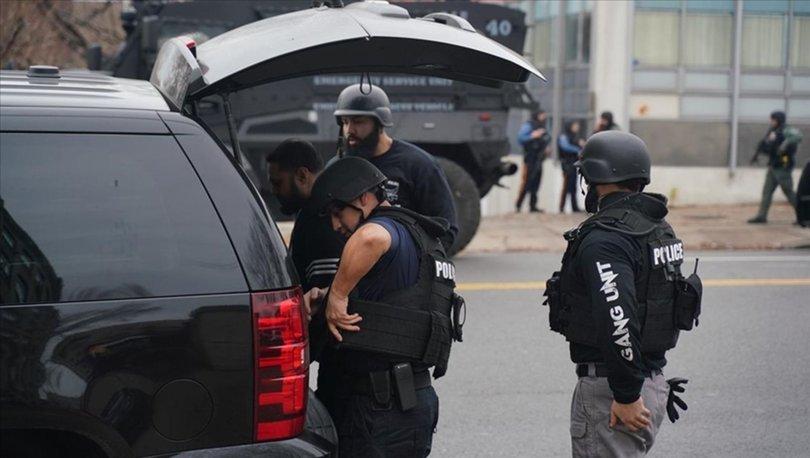 ABD'de okula silahlı saldırı: 1 polis öldü, çok sayıda kişi vuruldu
