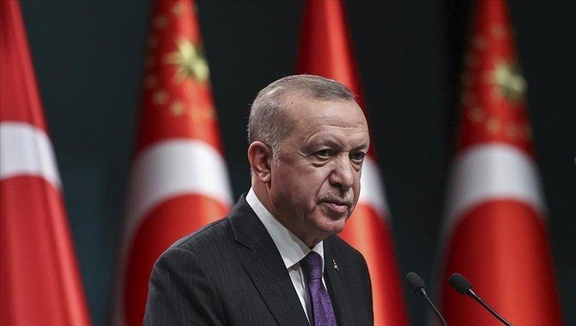 Cumhurbaşkanı Erdoğan, Libya Başbakanı ile ortak basın toplantısı düzenledi