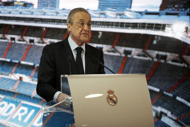 2025 model Real Madrid... Başkan Florentino Perez'in transfer planı - SPOR haberleri