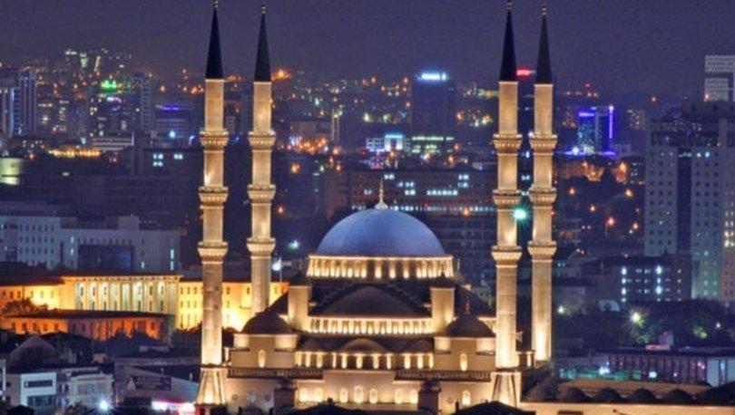 13 Nisan Ankara sahur saat kaçta başlıyor? Ankara sahur vakti ne zaman bitiyor? 2021 Ankara imsakiye