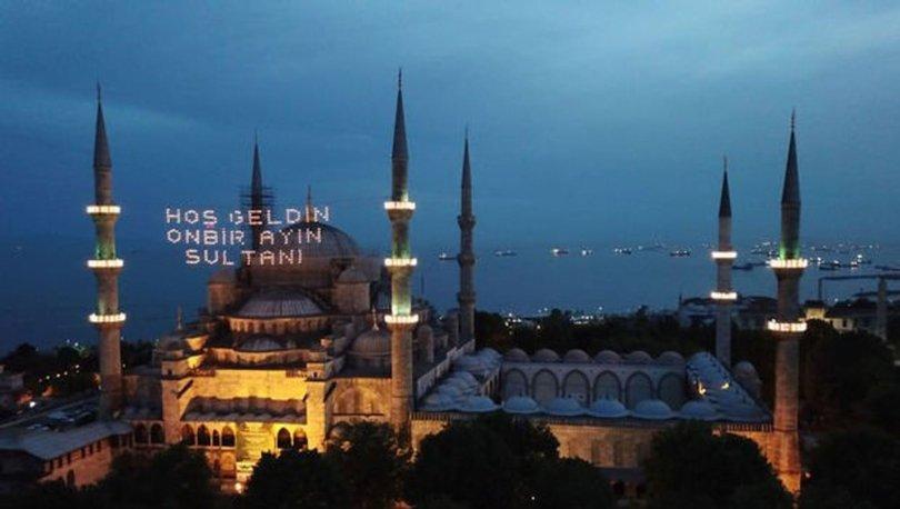 İstanbul sahur saat kaçta? 13 Nisan İstanbul sahur vakti ne zaman? 2021 İstanbul imsakiyesi
