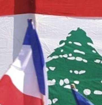 Fransa, Lübnan