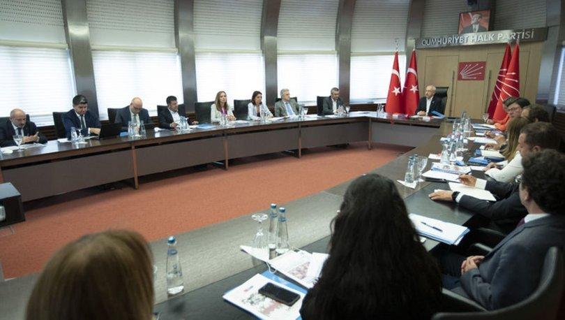 Son dakika: CHP MYK'da parlamenter sistem ele alındı - Haber