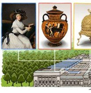 Metropolitan Sanat Müzesi dünyaca ünlü arama motoru Google tarafından doodle yapıldı. Arama yapmak için Google