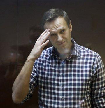 Cezaevinde açlık grevinde olan Rus muhalif lider Aleksey Navalnıy