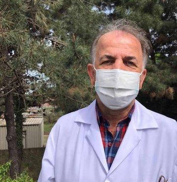 """Karadeniz Teknik Üniversitesi (KTÜ) Tıbbi Mikrobiyoloji Anabilim Dalı Başkanı Prof. Dr. Faruk Aydın, artan vaka sayısı ve can kayıplarına ilişkin, """"Salgınla mücadelede en etkin yöntem tam kapanmadır"""" değerlendirmesinde bulundu"""
