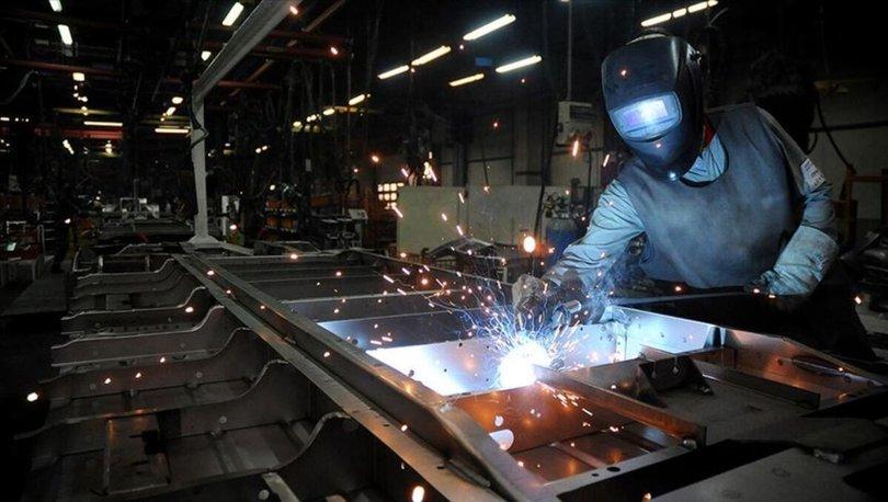 SON DAKİKA! Sanayi üretimi beklentilerin üzerinde arttı - Haberler