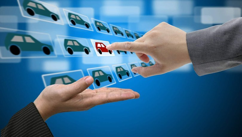 İkinci el online araç satışlarında artış