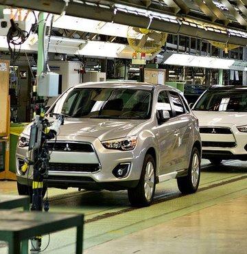 Otomobil üreticisi Mitsubishi, motor ve fren sistemlerinde kullanılan çip tedariki problemi sebebiyle Japonya