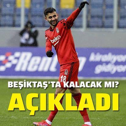 Ghezzal'dan Beşiktaş açıklaması!