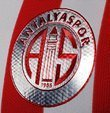 Süper Lig ekiplerinden Fraport TAV Antalyaspor