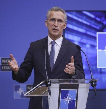 Son dakika... NATO Genel Sekreteri Stoltenberg, Rusya