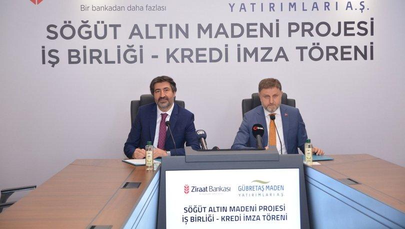 Ziraat Bankası'ndan GÜBRETAŞ'a 'hazırlık' kredisi