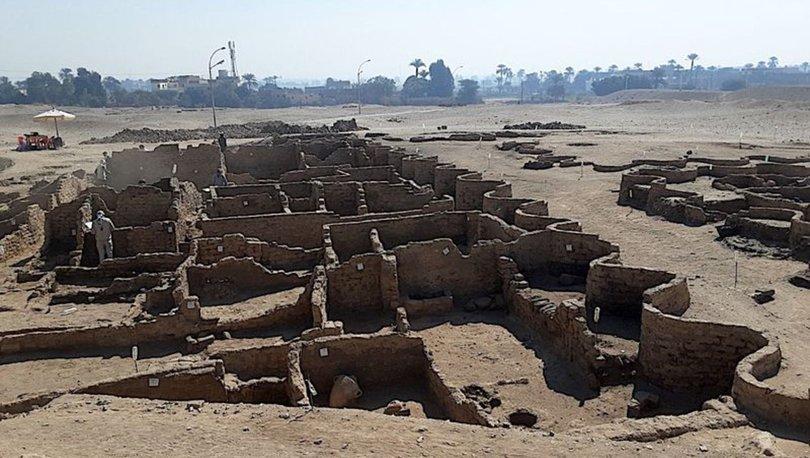 3 bin yıllık 'kayıp altın şehir'de çalışmalar sürüyor