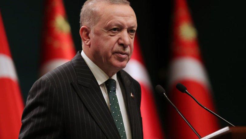Cumhurbaşkanı Erdoğan'dan son dakika kısmi kapanma açıklaması! Tam kapanma olacak mı?