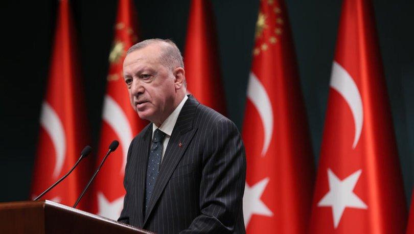 Cumhurbaşkanı Erdoğan'dan son dakika Avrupa Birliği açıklaması: AB'ye giren tüm ülkeler gibi...
