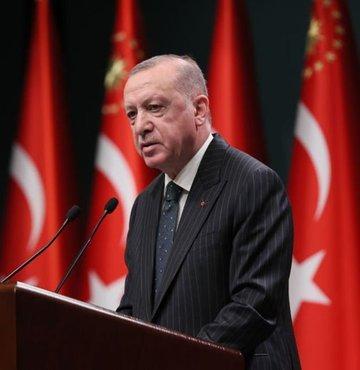 Cumhurbaşkanı Recep Tayyip Erdoğan, kabine toplantısı sonrası kameraların karşısına geçti. Avrupa Birliği