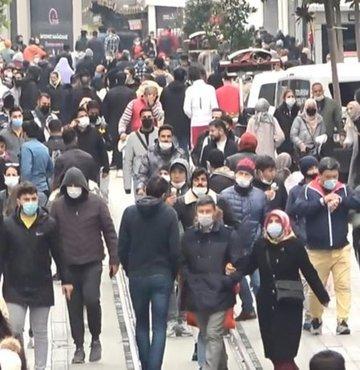 Türkiye, 50 binlerde seyreden günlük koronavirüs vakaları ile Ramazan